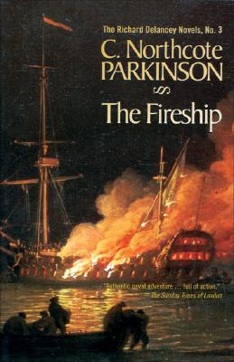 Image for The Fire Ship : The Richard Delancey Novels (Richard Delancey Novels, Vol. 3)