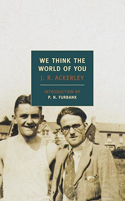 Image for We Think the World of You (New York Review Books Classics)