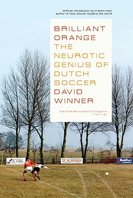 BRILLIANT ORANGE, DAVID WINNER