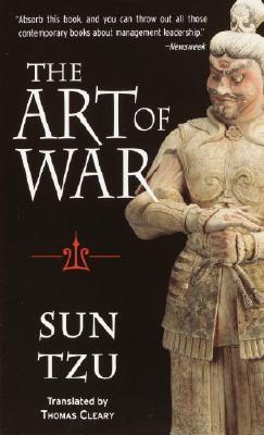 Art Of War, SUN TZU, THOMAS F. CLEARY