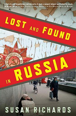 Lost and Found in Russia, Richards, Susan