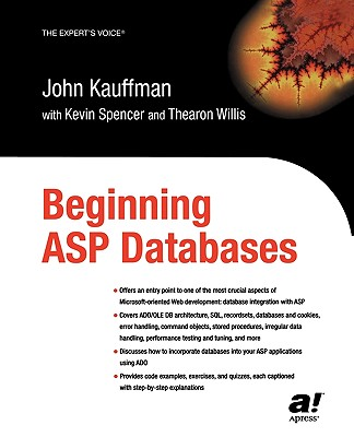 Image for Beginning ASP Databases