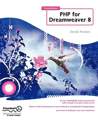 Image for Foundation PHP for Dreamweaver 8