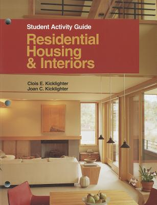Image for Residential Housing & Interiors, Student Activity Guide