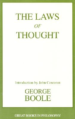 The Laws of Thought, Boole, George