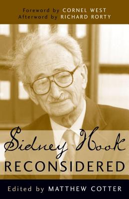 Sidney Hook Reconsidered, Cotter, Matthew J. [Editor]