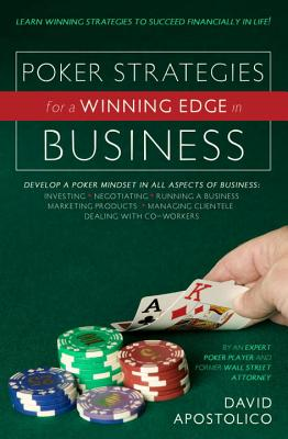 Image for Poker Strategies for a Winning Edge in Business (First Edition)