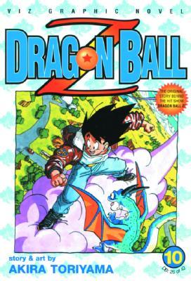 "Image for ""Dragon Ball Z, Volume 10"""