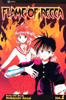 Image for Flame of Recca, Vol. 1