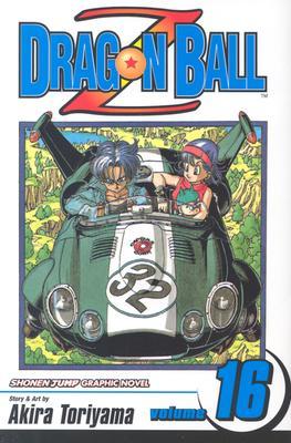 Dragon Ball Z, Volume 16 (The Shonen Jump Graphic Novel Edition), Akira Toriyama [Illustrator]; Lillian Olsen [Translator];