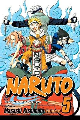 Image for Naruto, Vol. 5: The Challengers
