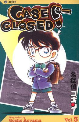 Case Closed, Vol. 3, Aoyama, Gosho