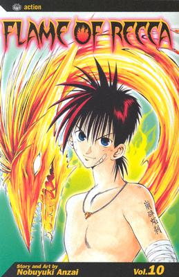 Image for FLAME OF RECCA VOL 10