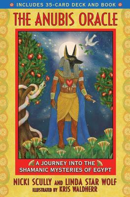Image for The Anubis Oracle: A 35 Card Deck and Guide Book, A Journey into the Shamanic Mysteries of Egypt