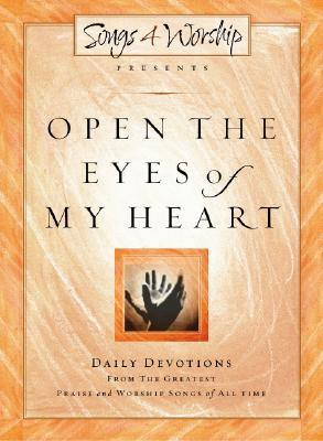 Image for OPEN THE EYES OF MY HEART