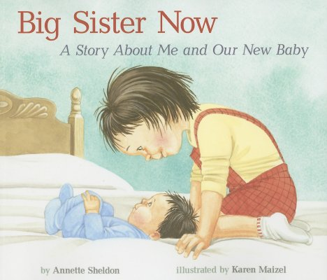 Big Sister Now: Story About Me and Our New Baby, Annette Sheldon