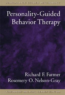 Image for Personality-Guided Behavior Therapy (Personality-Guided Psychology)