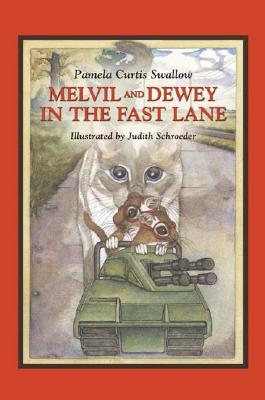 Melvil and Dewey in the Fast Lane (Melvil and Dewey Books), Swallow, Pamela C.