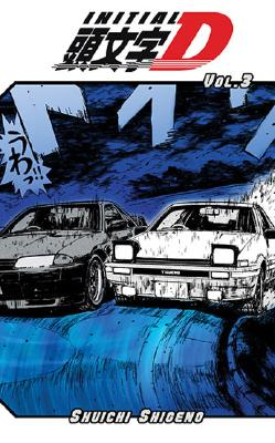 Image for Initial D Vol.3