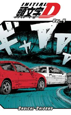Image for Initial D VOL. 4