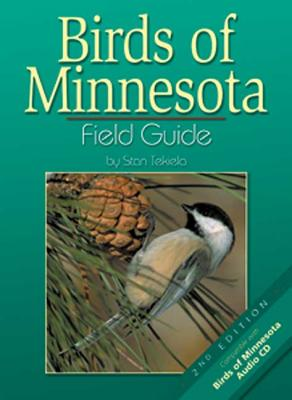 Birds of Minnesota Field Guide, Second Edition, Tekiela, Stan