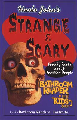 Image for Uncle John's Strange and Scary Bathroom Reader