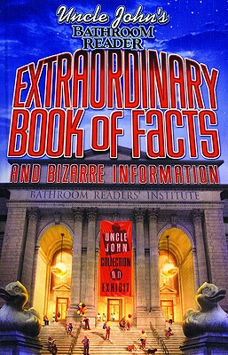 Image for Uncle John's Bathroom Reader Extraordinary Book of Facts