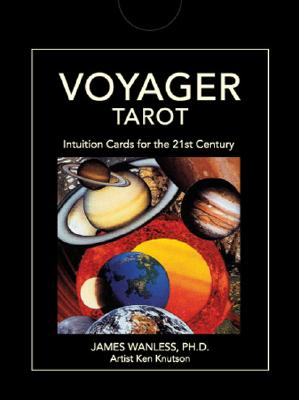 Image for Voyager Tarot: Intuition Cards for the 21st Century