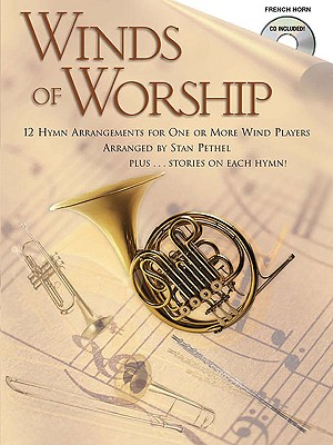 Image for Winds Of Worship French Horn - Bk/CD