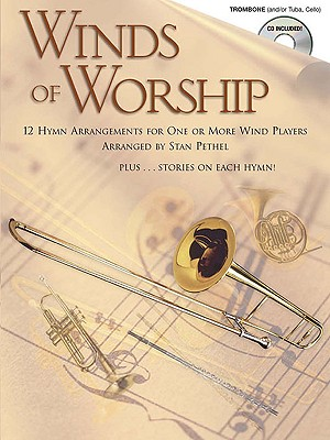 Image for Winds Of Worship Trombone (and/or Tuba,Cello) Bk/CD