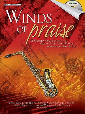 Image for Winds of Praise: for Alto Sax (Shawnee Press)