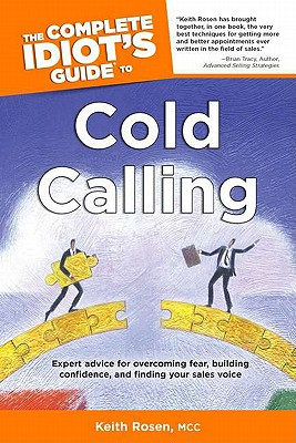 Image for The Complete Idiot's Guide to Cold Calling