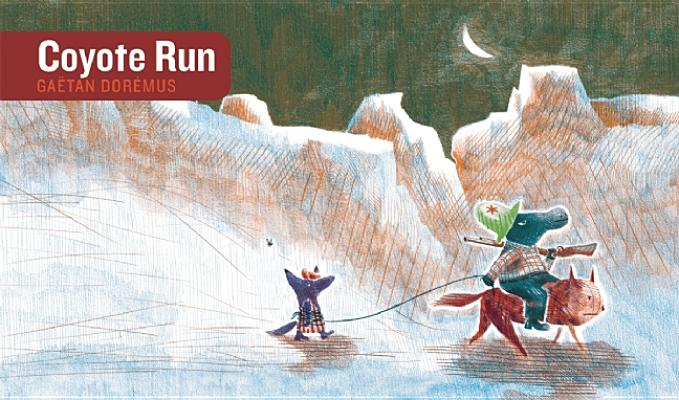 Coyote Run (Stories Without Words)