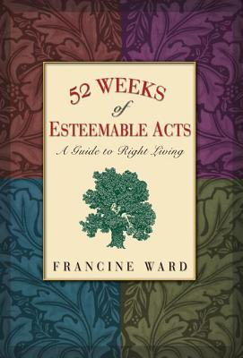 Image for 52 WEEKS OF ESTEEMABLE ACTS
