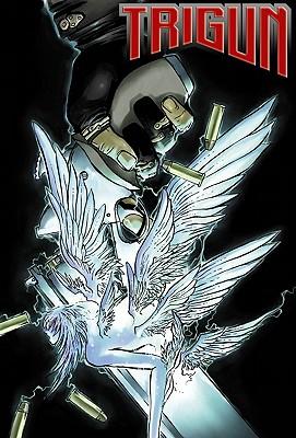 Trigun: Deep Space Planet Future Gun Action (Book 2), YASUHIRO NIGHTOW, JUSTIN BURNS, TIM ERVIN-GORE, FRED LUI