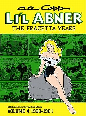 Image for Li'l Abner The Frazetta Years  Vol 4 1960-1961