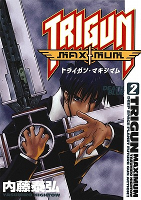 Image for TRIGUN MAXIMUM #02