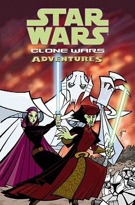 Image for Clone Wars Adventures, Vol. 2 (Star Wars)