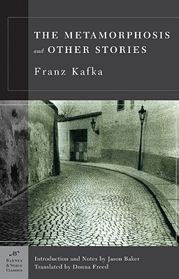 Metamorphosis and Other Stories (Barnes & Noble Classics Series), Kafka, Franz