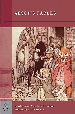 Image for Aesop's Fables (Barnes & Noble Classics Series)