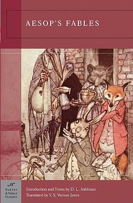 Aesop's Fables (Barnes & Noble Classics Series), Aesop