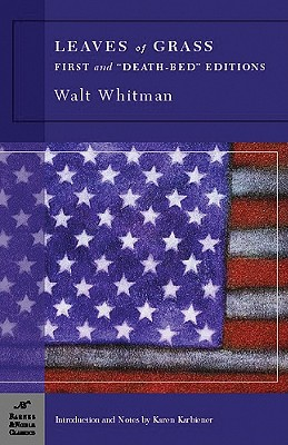 "Leaves of Grass (Barnes & Noble Classics Series): First and ""Death-Bed"" Editions, Whitman, Walt"