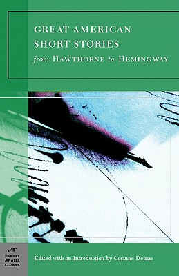 Image for Great American Short Stories from Hawthorne to Hemingway