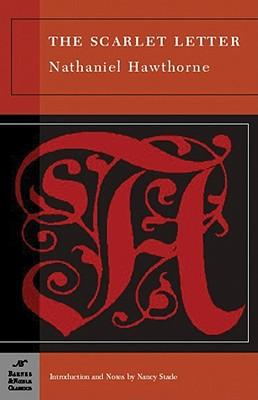 Scarlet Letter, NATHANIEL HAWTHORNE, NANCY STADE