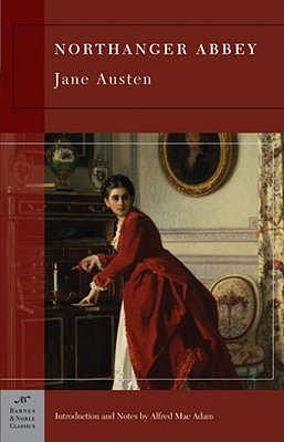 Image for NORTHANGER ABBEY DOVER UNABRIDGED CLASSIC