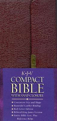 Image for KJV Compact Bible: With Snap Closure