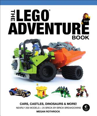 Image for The LEGO Adventure Book, Vol. 1: Cars, Castles, Dinosaurs and More!
