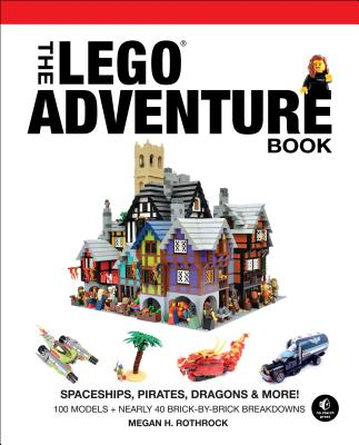 LEGO ADVENTURE BOOK, VOL. 2, ROTHROCK, MEGAN H.