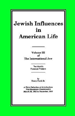 Image for INTL JEW VOLUME III