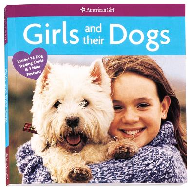 Image for Girls and their Dogs (American Girl Library)